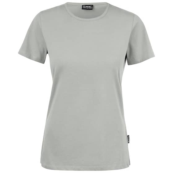 Clique T-shirt dam Forest grey