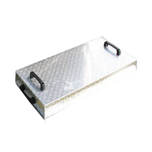 Låsbart lock till ALU-box 1200mm Heck-Pack