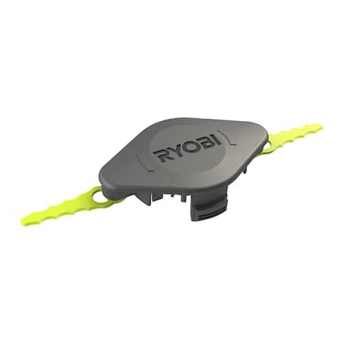 Ryobi RAC155 Trimmerhuvud med plastknivar.