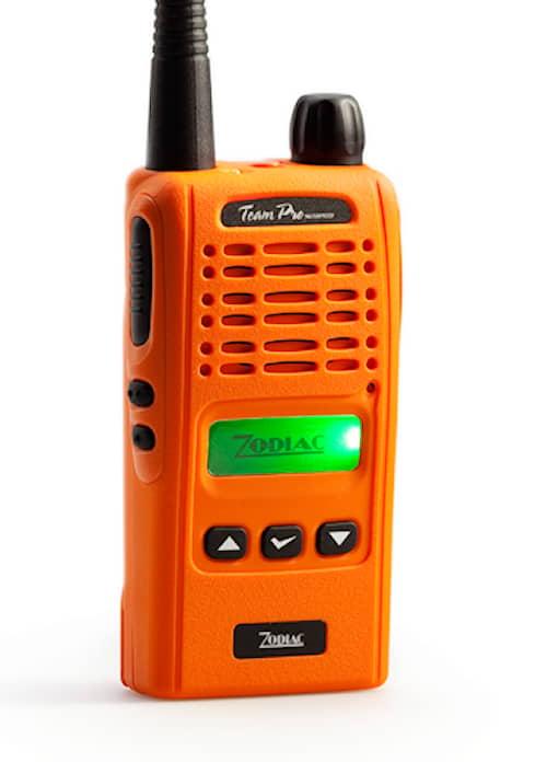 Zodiac Team Pro Waterproof 155 Orange