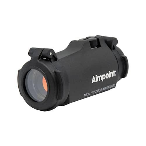 Aimpoint® Micro H-2, 4MOA Tähtäin ILMAN kiinnikettä