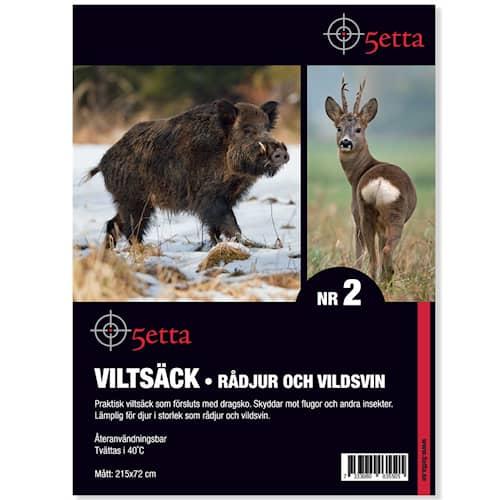 5etta Riistasäkki Peura/Villisika 215 x 72 cm