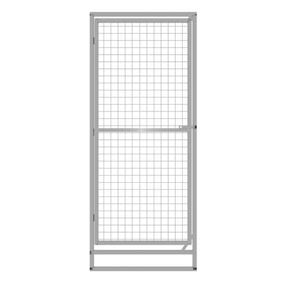 Hundgård Dörrsektion 60x180