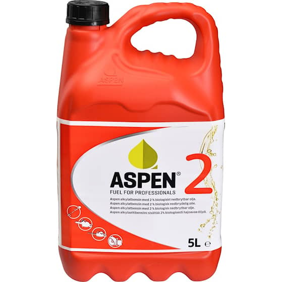 Miljöbens Aspen 2-t Un1203 5l