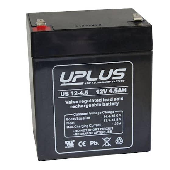 Uppladdningsbart batteri 12V