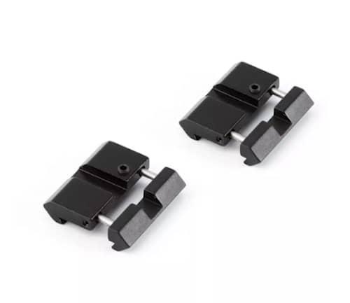 Leapers 9-11mm/Weaver Adapter, delad låg