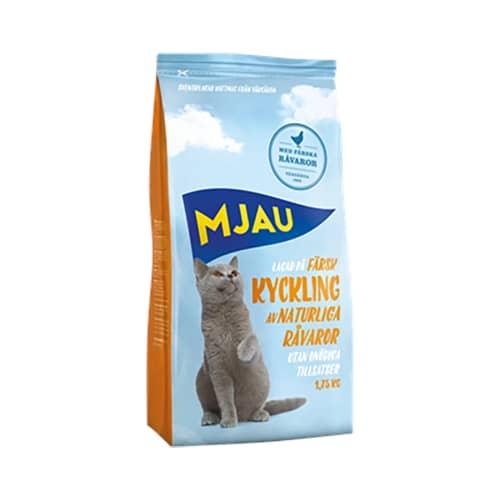 Mjau Kyckling Kuivaruoka 1,75 kg