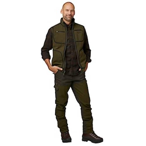 Chevalier Pixel Camo Reversible WB Vest Pixel Green
