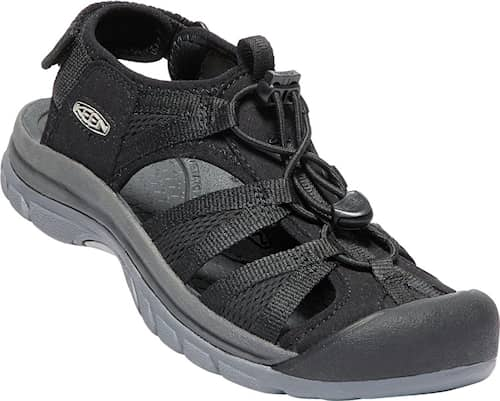 Keen Venice II H2 Sandal Black/Steel Grey Dam