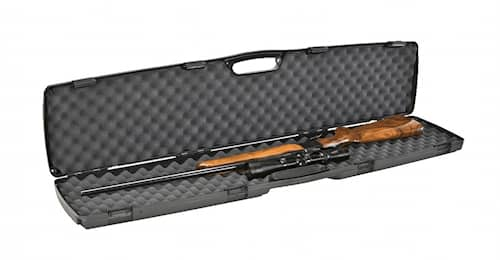Plano SE Single Scoped Rifle/Shotgun Case - Black