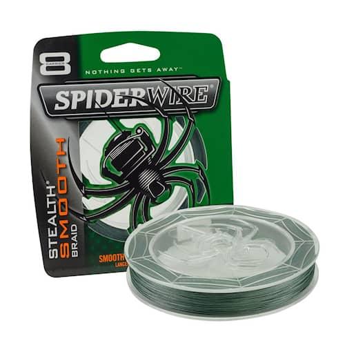 Spiderwire Stealth Smooth 8 0,11 mm 150 m M-green