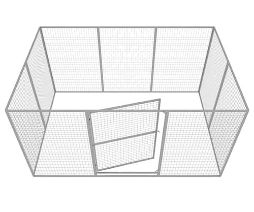 Komplett Hundgård 8,6 m2