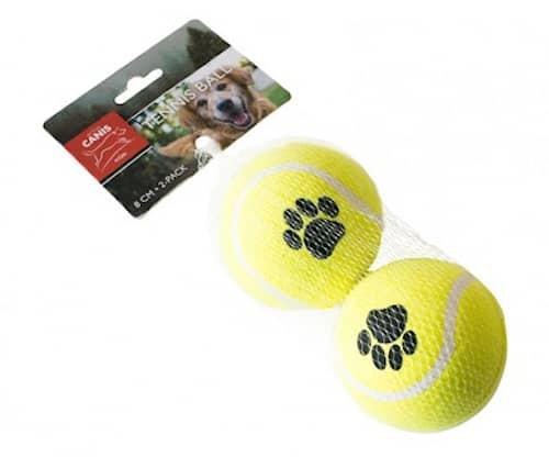 Tennispallo 8 cm, 2 kpl