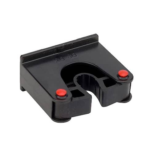 Työkalupidike musta/punainen 20-30 mm