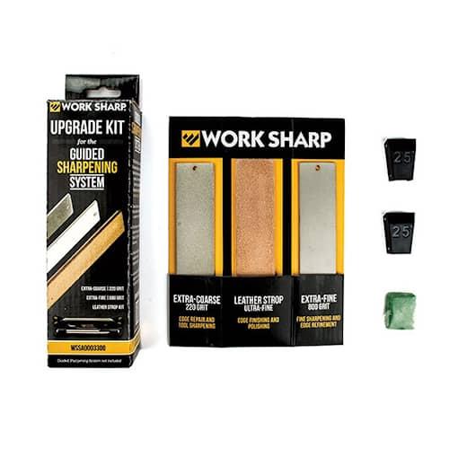 Work Sharp Upgrade Kit till Guided Sharpening System
