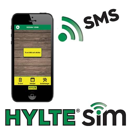 HylteSIM Sms Fjärrstyrningstjänst