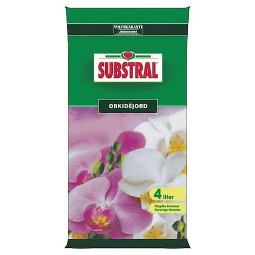Orkideamulta Substral 4 l