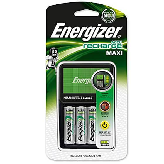 Energizer Paristolaturi Maxi sis. 4 AA