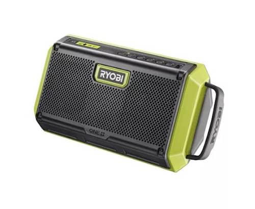 Ryobi RBT18-0 Bluetooth högtalare 18v ONE+