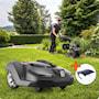 Husqvarna Automower® 450x Installerad och klar