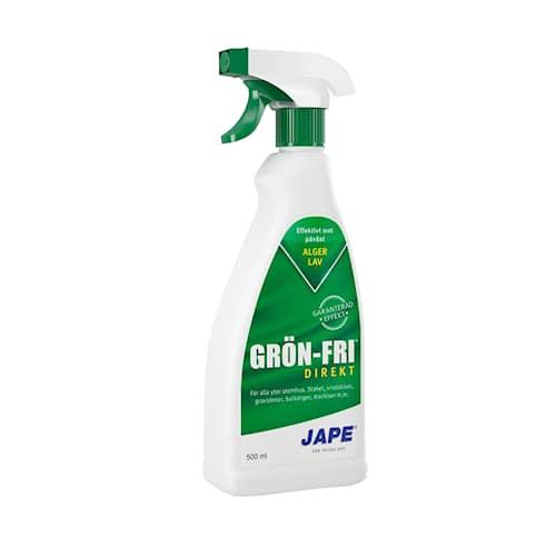 Grön-Fri Spray 0,5 L Alg- och mögeltvätt