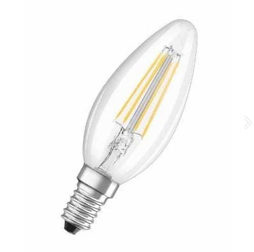 Osram Led-lamppu Retro Kruunu 4w E14 Kirkas 827 Cl B (37) Osram