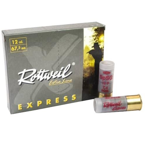 Rottweil Express kal 12