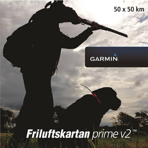 Garmin Outdoor Map Prime V2 50x50 km