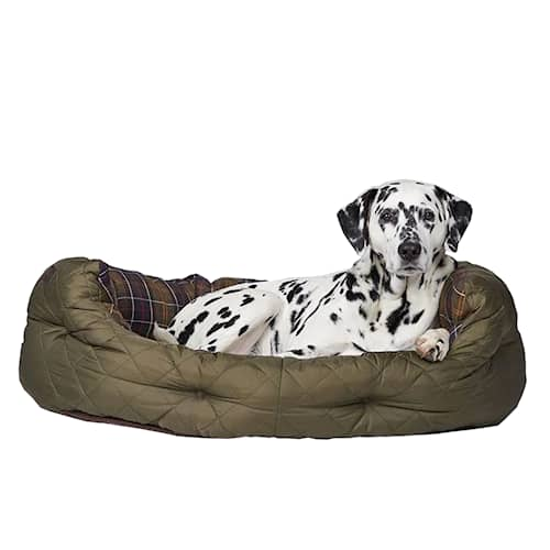 Barbour Quilted Dog Bed 35 tum