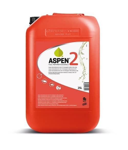Aspen Alkylatbensin Aspen 2 2-takt 25 liter
