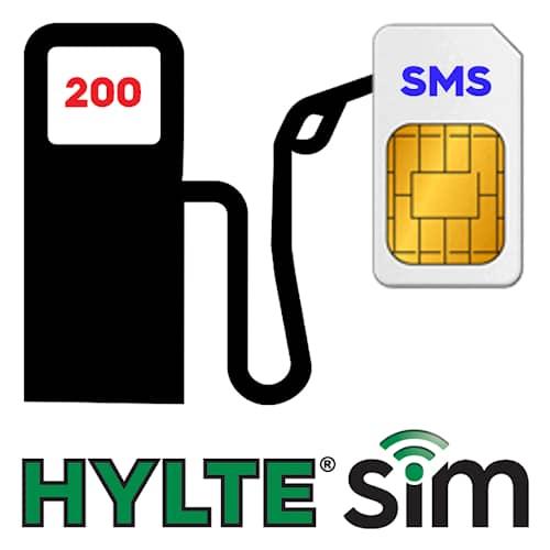 HylteSIM Finland SMS-täydennys 200kpl