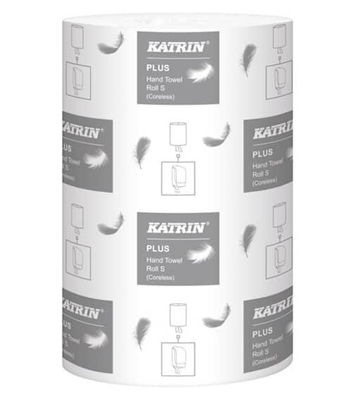 Käsipyyherulla Katrin Plus S 1-p