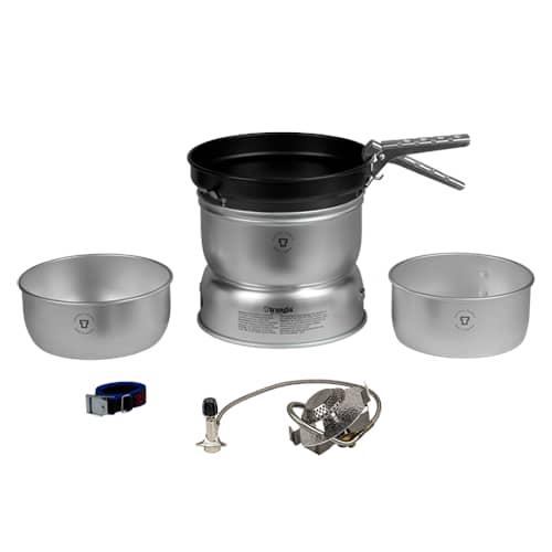 Trangia 25-3 UL w/ Gas Burner