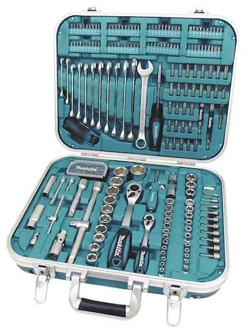 Makita Multiväska verktygssats P-90532 227 delar