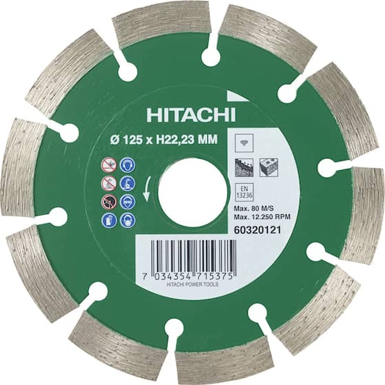 Hitachi Timanttiterä 230mm