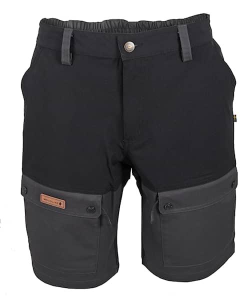 Woodline Shorts Boksund Svart/Grå