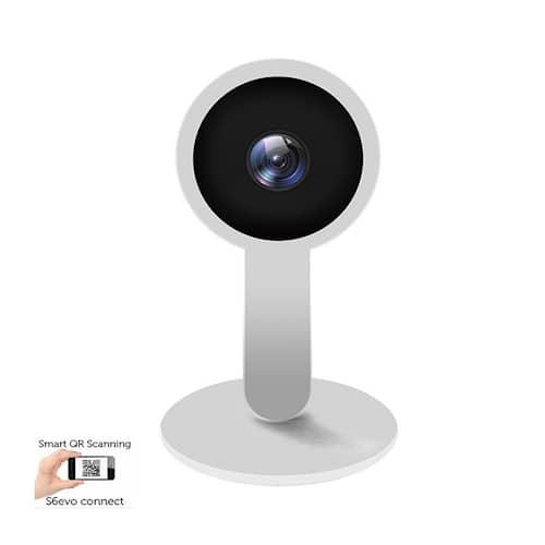 Sikkerthjem Inomhus HD WIFI Smartcam S6evo