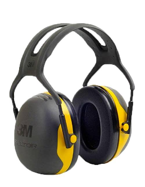 Peltor X2A-GU X2 Kuulosuojain/Päälakisanka