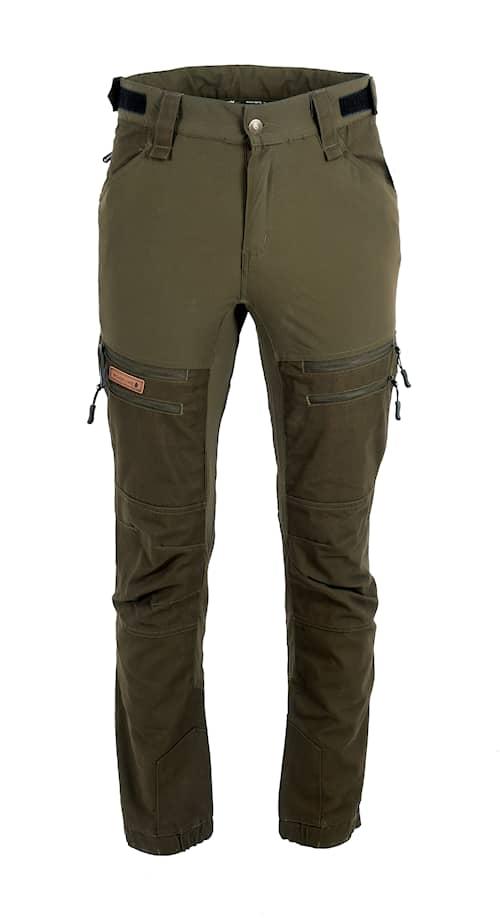 Woodline Granvik Miesten housut vihreä/vihreä