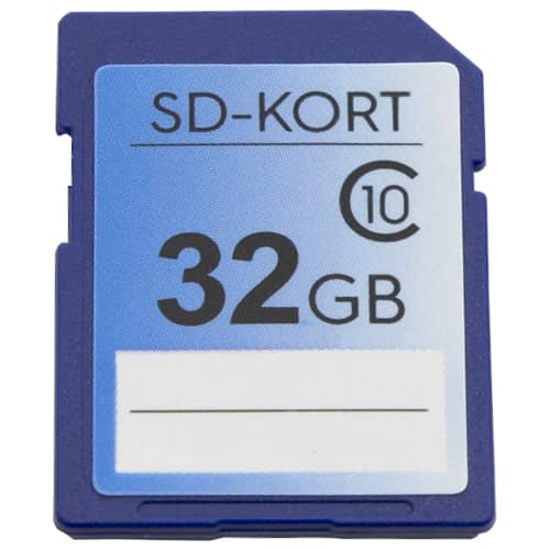 32 Gt:n SD-kortti Professional