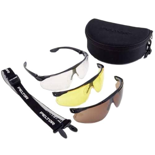 Skytteglasögon Peltor Ballistic