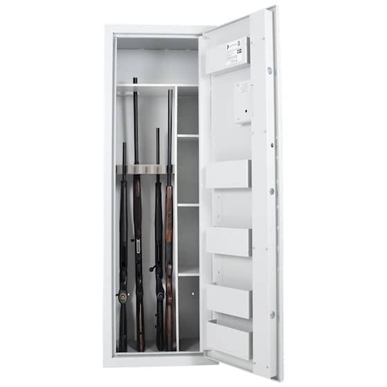 Genzo Säkerhetsskåp Solidsafe 152kg Nyckellås