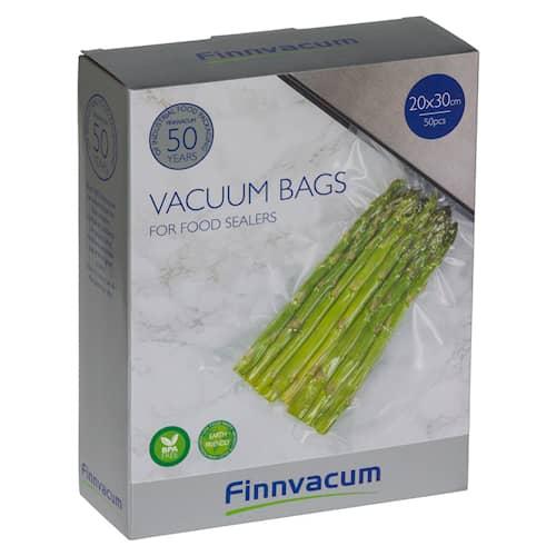 Finnvacum Vakuumpåse 20X30 cm 50-pack