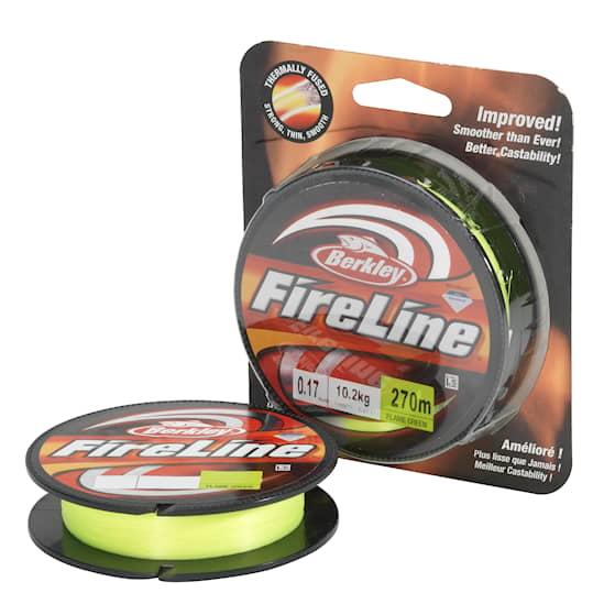 Berkley FireLine 110m Fl. Green