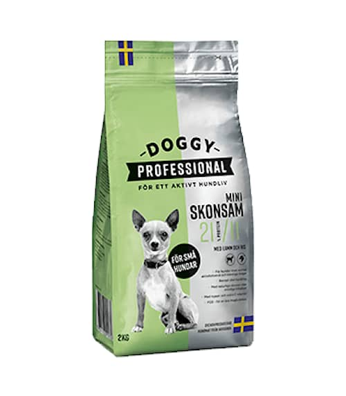 Doggy Professional Mini Skonsam 12kg
