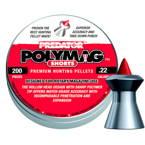 Polymag Shorts 5,5mm