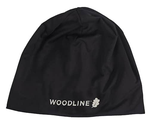 Woodline Beanie Black