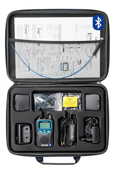 Lafayette 155 Mhz Smart Blåtand Superpaket