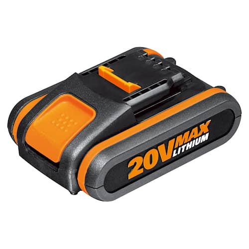 Worx Batteri 20V 2.0Ah