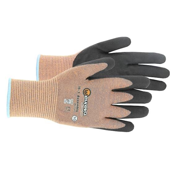 Eureka Handske Montering Nitril Vinter